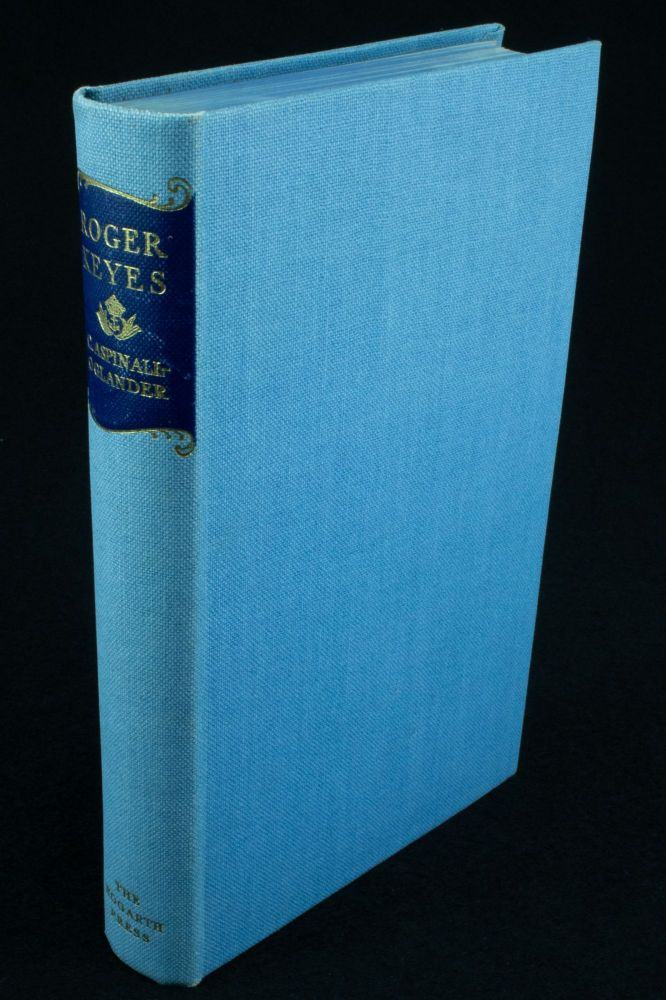 Roger Keyes; Being the biography of Admiral of the Fleet Lord Keyes of Zeebrugge and Dover. Cecil ASPINALL-OGLANDER.
