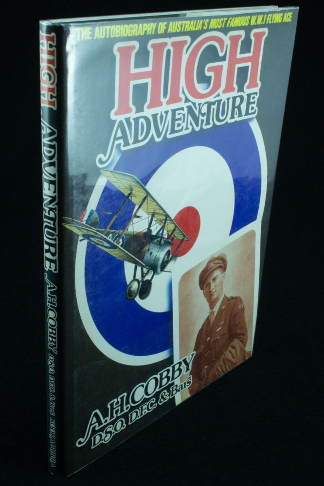 High Adventure; Colour paintings by Norman Clifford. A. H. COBBY.