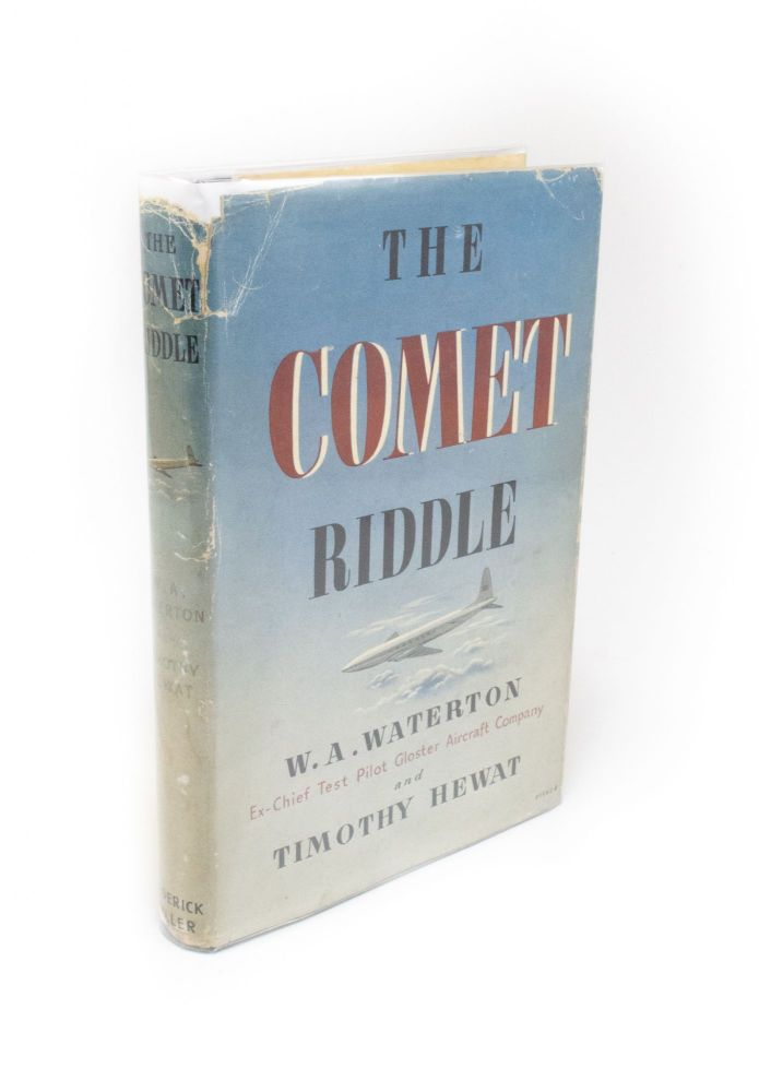 The Comet Riddle. Timothy HEWAT, W. A. WATERTON.