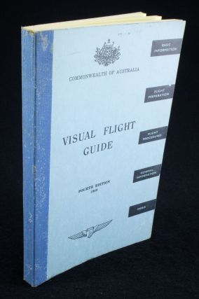 Visual Flight Guide. Department of Civil Aviation