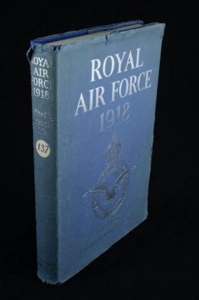Royal Air Force 1918. Christopher COLE