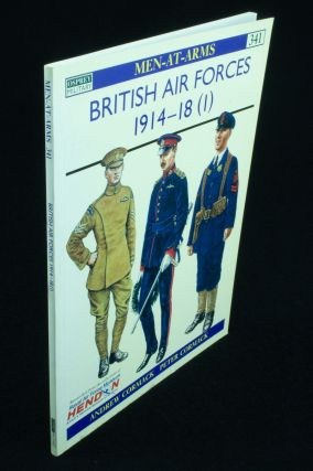 British Air Forces 1914-18 (1); Colour plates by Peter Cormack. Andrew CORMACK, Peter