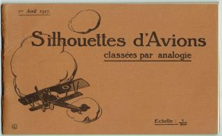 Silhouettes d'Avions; Classes par Analogie