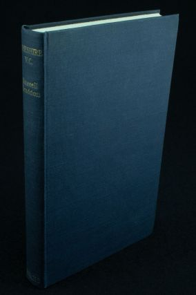 Cheshire V.C; A study of war and peace. Russell BRADDON