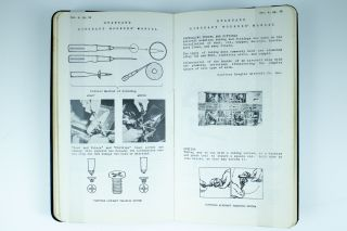 R.N.Z.A.F. Aircraft Workers' Manual; Printed for the use of the R.N.Z.A.F. by the courtesy of Fletcher Aircraft Schools... Burbank California
