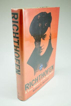 Richthofen; A true history of the Red Baron. William E. BURROWS