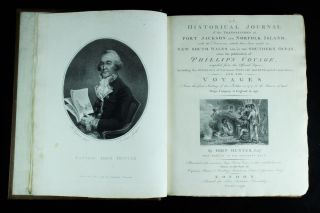 An Historical Journal of the Transactions at Port Jackson and Norfolk Island; With the Discoveries which have been made in New South Wales and in the Southern Ocean, since the publication of Phillip's Voyage, compiled from the Official Papers; Including the Journals of Governors Phillip and King, and of Lieut. Ball; and the Voyages from the First Sailing of the Sirius in 1787, to the Return of that Ship's Company to England in 1792.