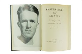 Lawrence of Arabia; A Biographical Enquiry