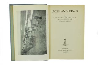 Aces and Kings; Written in collaboration with Norman Ellison
