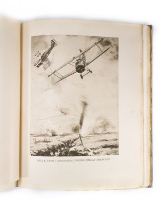 Souvenir of Ninety-Four Gift Battleplanes which Helped Us to Victory; [alternate title: Souvenir of the Australian and Malayan Battle Planes 1914-1918]