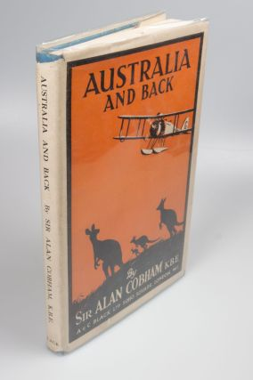 Australia and Back. Sir Alan COBHAM
