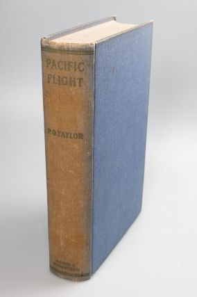Pacific Flight; The Story of the Lady Southern Cross. P. G. TAYLOR.